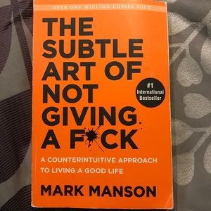 Other - The Subtle Art of Not Giving a F*ck